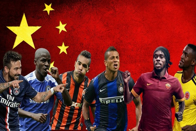 Chinese FA To Curb Growing Transfer Fees On Foreign Players 1