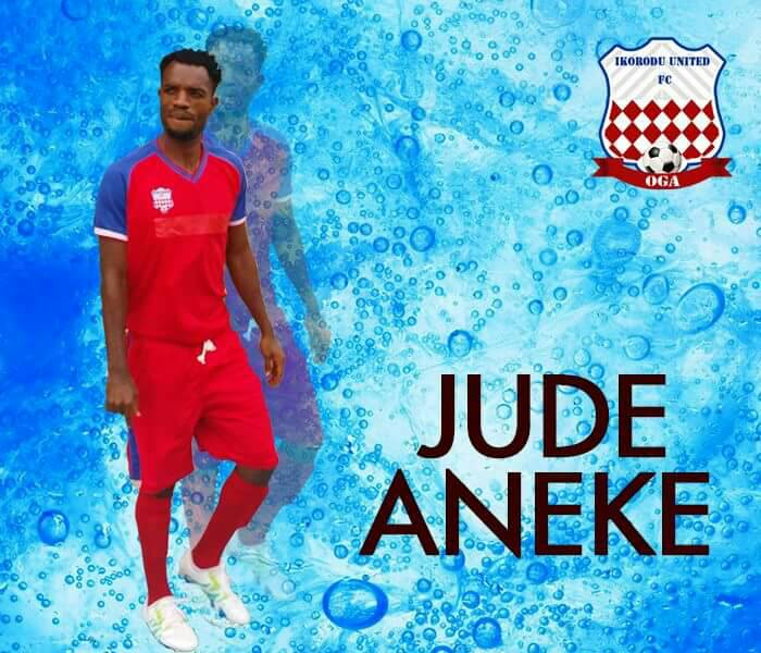 Jude Aneke Can Stir Ikorodu Utd Away From Relegation - Theo de jong 1
