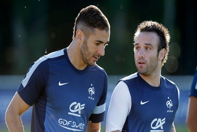 Sex Tape Scandal: Real Madrid Star Lash Out On Mathieu Valbuena 1
