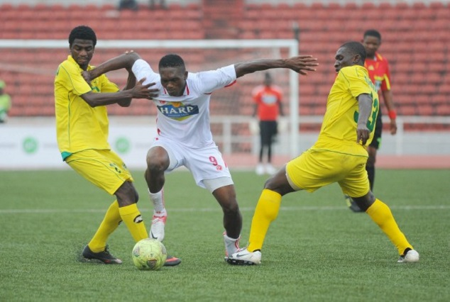NPFL : The Flops From The First Stanza Of The 2016/17 Season 13