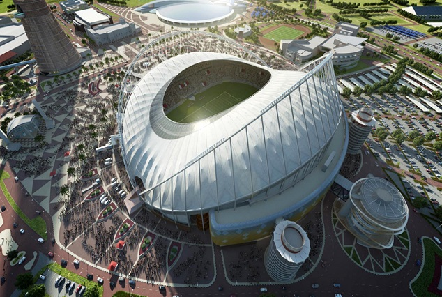 Qatar's Unveiled First Air-Conditioned Stadium For 2022 World Cup 13