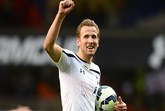 I Want To Be In That World-Class Bracket, And Win Ballon d'Or - Kane 1