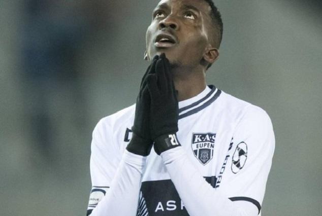 Official: Everton Signs Super Eagles Striker From KAS Eupen 1