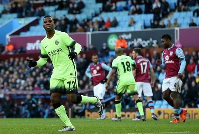 I'm Still A Manchester City Player And I Want To Stay - Iheanacho 1