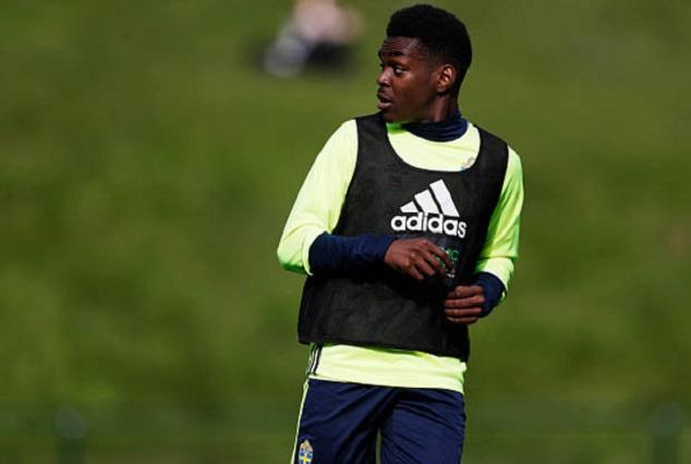 Arsenal, Liverpool Eyeing Nigerian Intl Joel Asoro 1