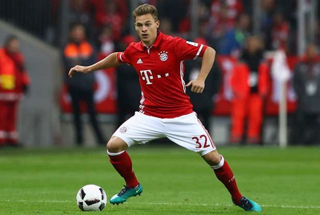 As Long As I Play, I Would Happily Play As Goalkeeper' - Kimmich 1