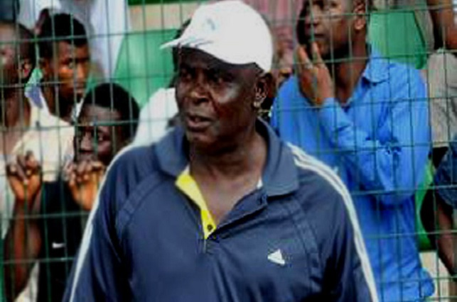 Breaking News ! NFF Mourns The Death Of Erstwhile Supersand Eagles Kelechi 'Caterpillar' Emeteole 1