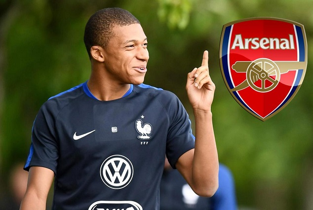 Mbappe Could Be On His Way To Emirate Tomorrow - Family Member 1