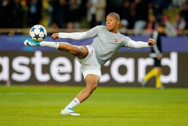 Breaking ! Arsenal Offer A Shocking €100m For AS Monaco's Kylian Mbappe 1