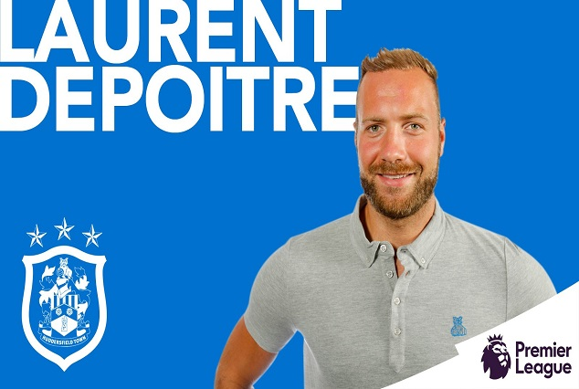 Official : Porto Striker Laurent Depoitre Joins Huddersfield Town For Club-Record Fee 1