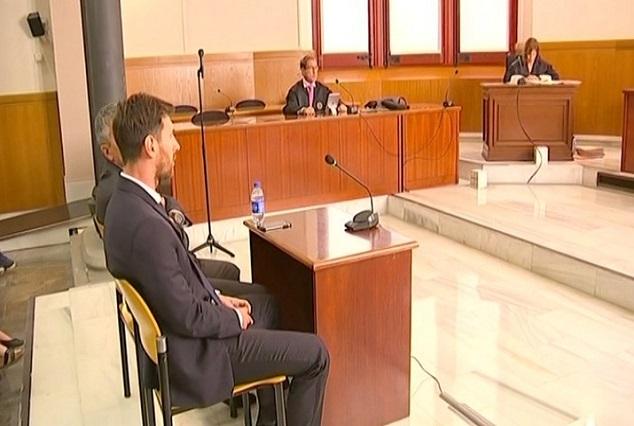 Barcelona Star Swaps 21-Month Prison Sentence For Fine 1