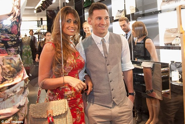 Rosario Braces For Leo Messi's Wedding, In What Will Be Latin America's Wedding Of The Decade 1