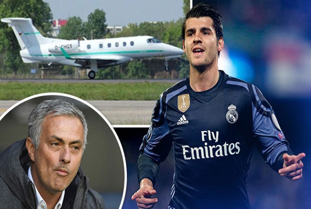 Real Madrid Star Arrives UK Amid Manchester United Deal 3