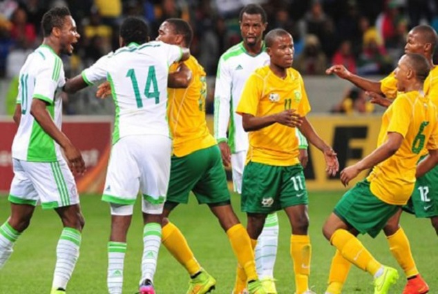 Nigeria vs South Africa : A Must Win For Super Eagles 9