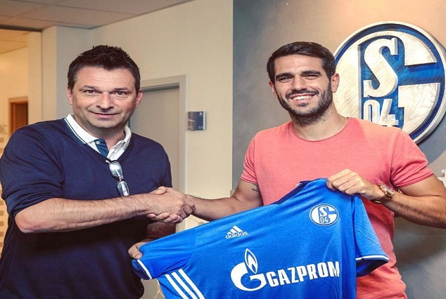 Official : Pablo Insua Joins Schalke 04 From Deportivo La Coruna On A Four-Year Deal 1