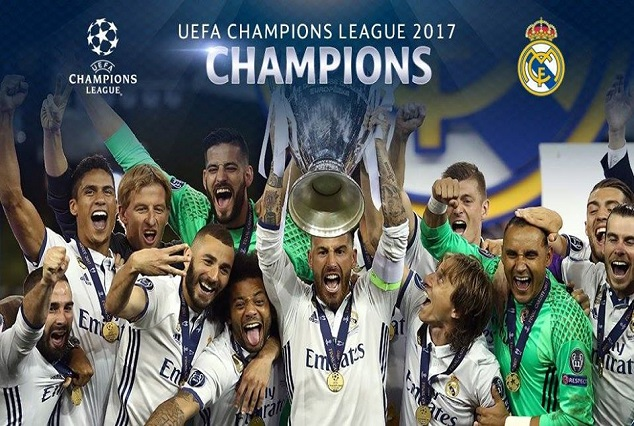 CR7 Bags Brace As Real Madrid Wrap Up An Historic 12th Champions League Title 3