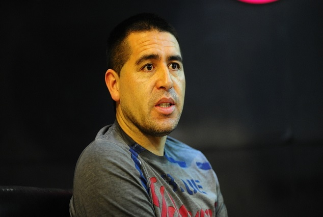 Riquelme : I Switch To Other Channel When Maradona Speaks, I Don't Care What He Has To Say 1