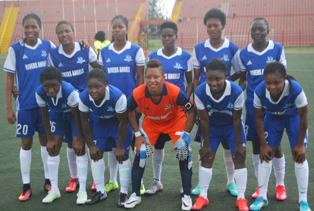 Rivers Angels Suffer First Defeat Of The Season 1