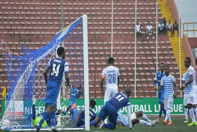 John Odumegwu Strike Gives Rivers United A 1-0 Win Over Sloppy Shooting Stars 1