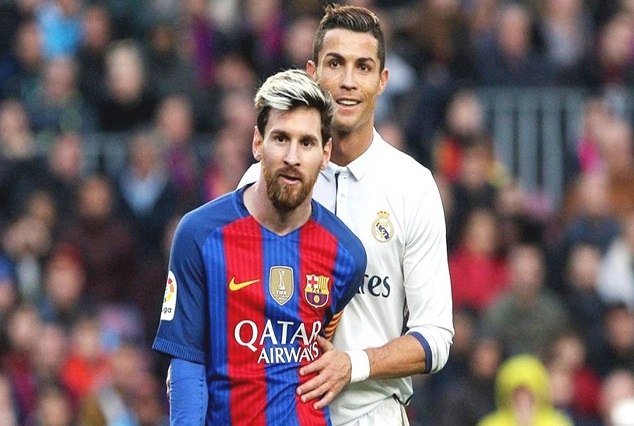 I Really Enjoy Seeing Great Player Like Messi On The Pitch - Ronaldo 1