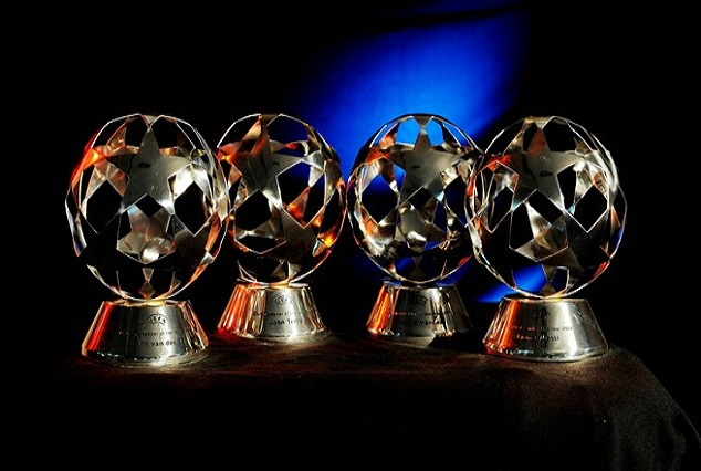 UEFA Set To Present New Individual To Goalkeeper, Defender, Midfielder And Strikers 1