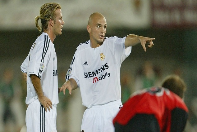 I Didn't Fit In At Real Madrid Because Is Either You're A Galacticos Or An Academy Player - Cambiasso 1