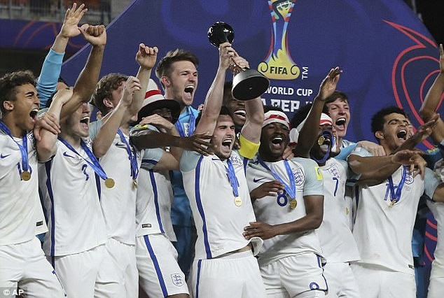 U20 World Cup : England Clinch First World Title In 51 Years 7
