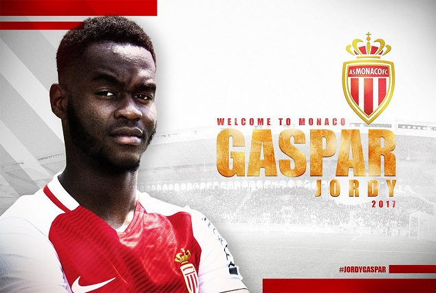 Official : AS Monaco Announce The Signing Of Lyon Defender Jordy Gaspar 1