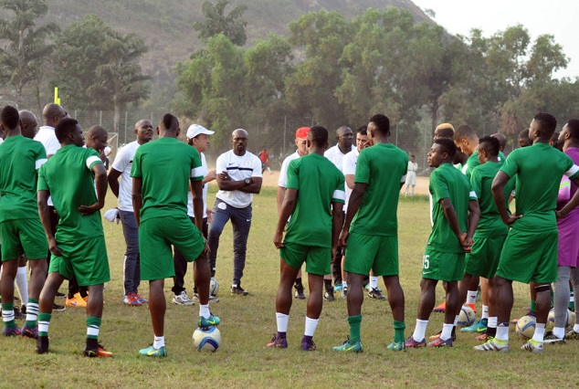 Gernot Rohr And Super Eagles Muslim's At Loggerheads Over Ramadan Fast 1