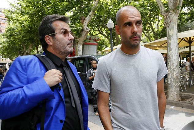 What Guardiola Is Planing For Man City Is Going To Be 'Extremely Strong' - Laporta 1