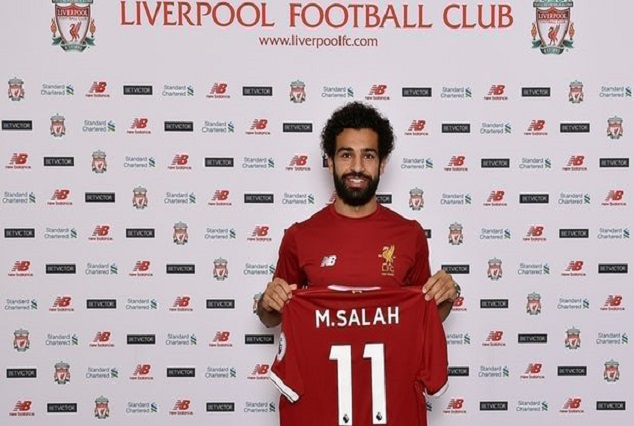 Official : Egyptian Messi Joins Liverpool From AS Roma For A Reported Fee Of £36.9m 5