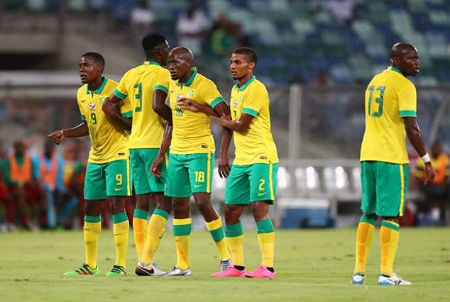 Nigeria Vs South Africa : South Africa Claim Their First Competitive Win Over Super Eagles 1