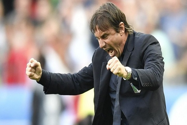 Antonio Conte Secure Chelsea Future After Penning Two-Years Deal 1
