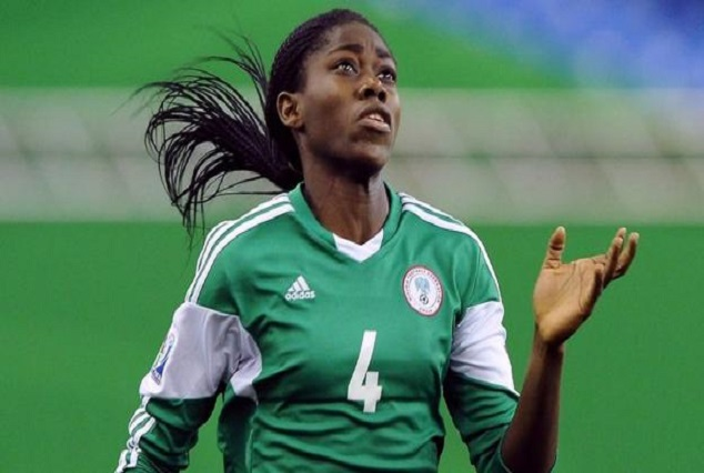 Asisat Oshoala Scored An Incredible Hat-Trick In Dalian Quanjian's 4-0 Win Over Shandong JFSS 3