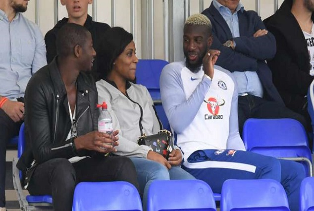 "Tiemoue Bakayoko - ""Thanks To My Agent"" Batshuayi 1"