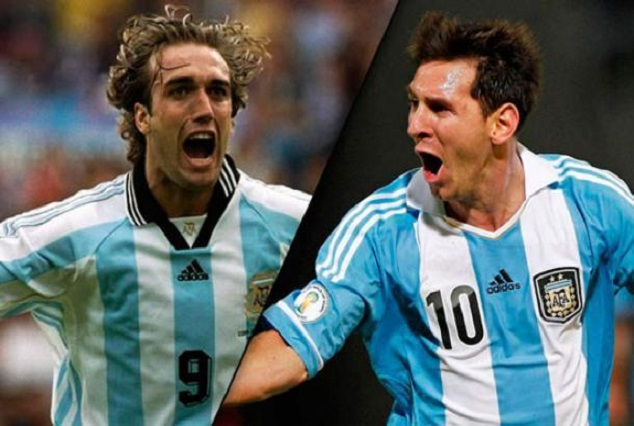 Messi Great ? Why Does It Take Him So Long To Break My Record - Batistuta 1