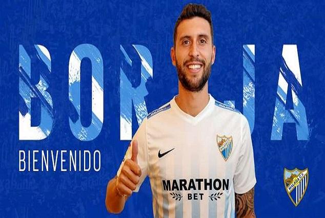 Official: Swansea Striker Borja Baston Signed For La-Liga Side Malaga 1