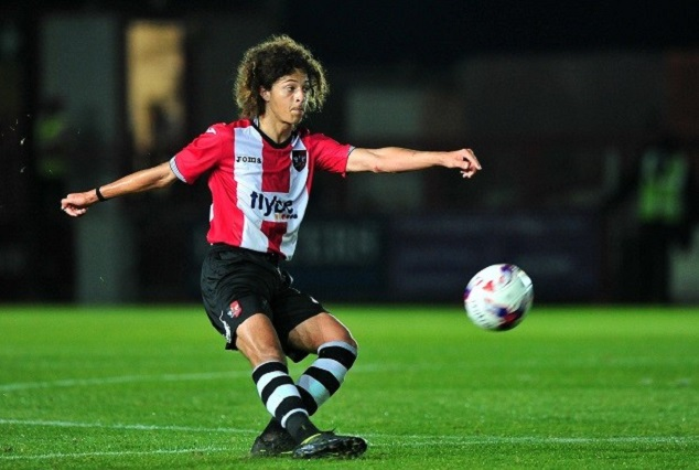 Ethan Ampadu Joins Chelsea From Exeter City 1