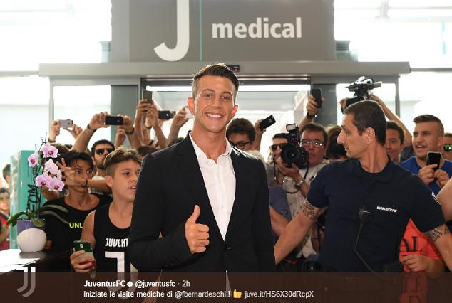 Federico Bernardeschi Set For Juventus Medical Ahead Of €40m Move 1