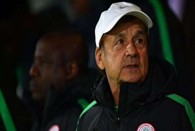 Gernot Rohr To Meet With Antonio Conte In London 1