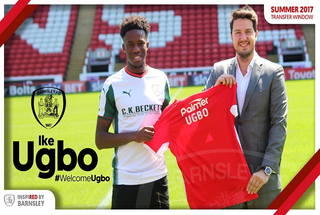 Official: Barnsley Secure Signing Of Chelsea Forward Ike Ugbo 1