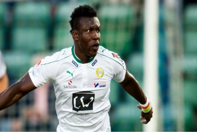 Official: Belgian Outfit KRC Genk Secure Signing Of Ghana Star Joseph Aidoo 1