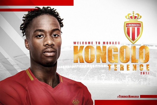 Official: Ligue 1 Champions Secure Signing Of Terence Kongolo 1