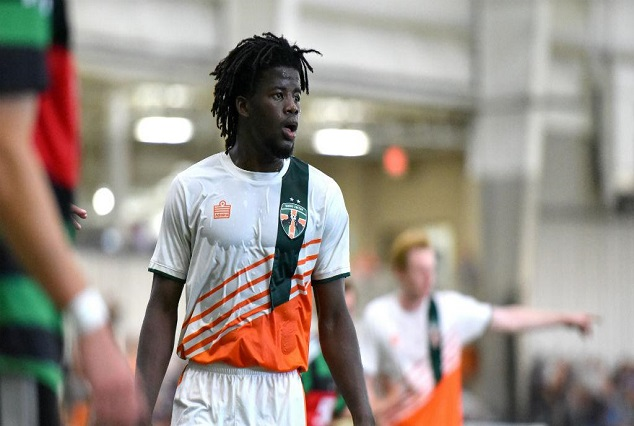 Ghanaian Defender Lalas Abubakar Makes Columbus Crew SC Debut 1