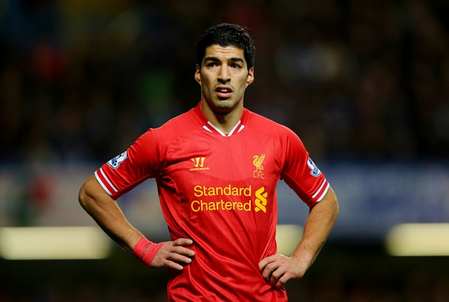 Never Dreamt That Liverpool Would Sign Me -Suarez Reflects On Anfied Days 1