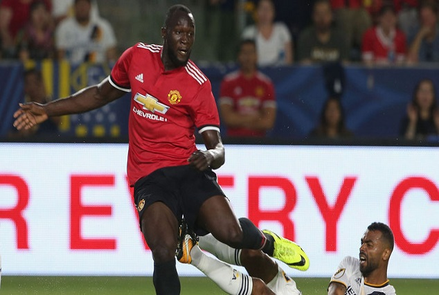 Lukaku Is Now A Top Striker, I Love Everything He Does On The Pitch - Mourinho 1
