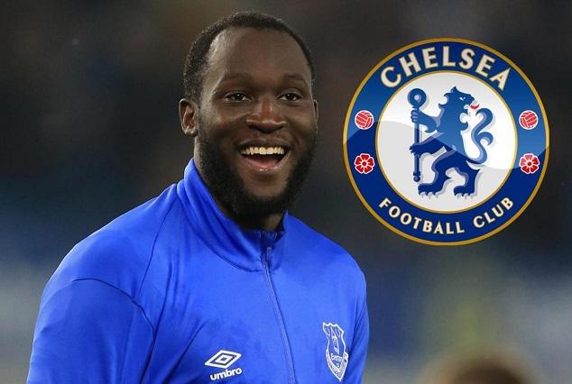 Frustrated Chelsea Table £75m For Romelu Lukaku 1