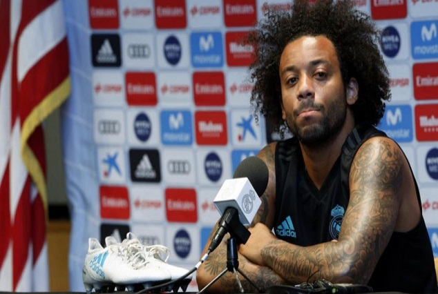 """Ronaldo """"Knows His Teammates Are With Him To The Death"""" - Marcelo 1"""