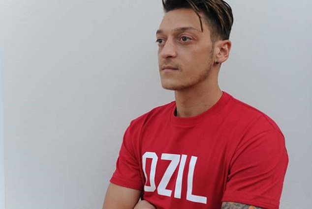 Mesut Ozil Is Close To Signing A New Contract WIth Arsenal 1