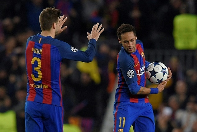 Neymar Is In A Confused State Of Mind, He Doesn't Know His Priority - Pique 1